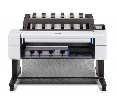 HP Designjet T1600 Doppio rotolo 36 pollice postscript