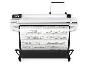 HP Designjet T530 36 pollice 5ZY62A